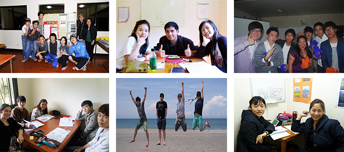 studentLife Collage