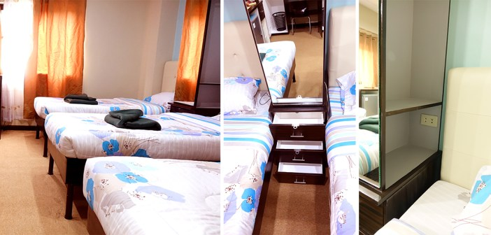 monol dormitories