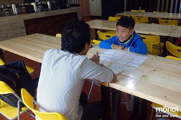 Student-teacher-interview