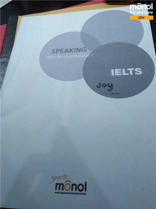 speaking-book-IELTS